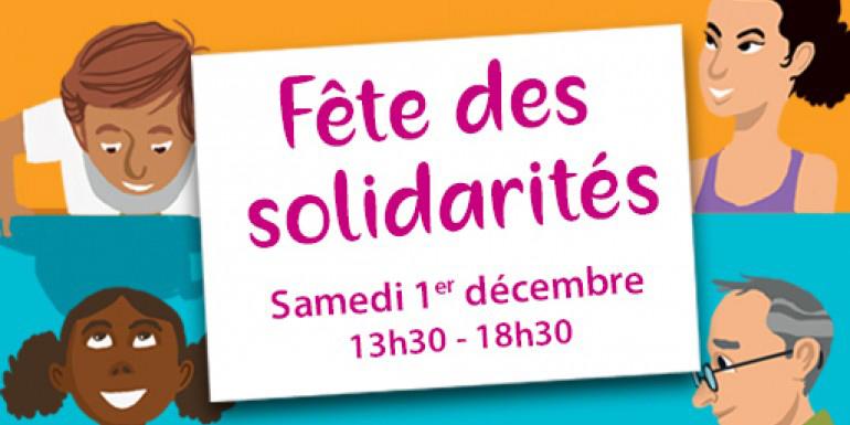 Fete des solidarites